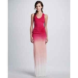 Young Fabulous & Broke Dip Dye Maxi Dress